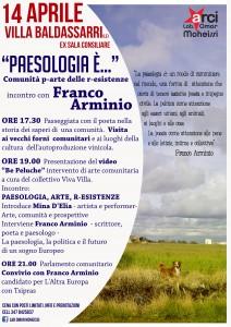locandina franco arminio